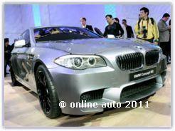 Concept BMW M5