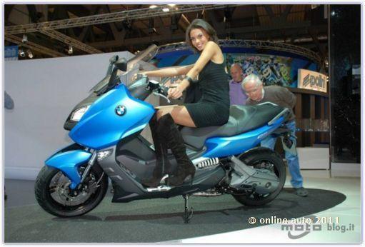Motorrad C650 GT