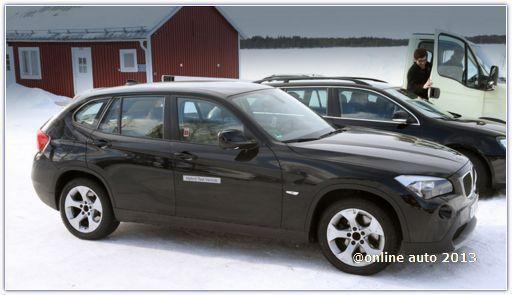 На дорогах Европы проходит испытания гибридный BMW X1