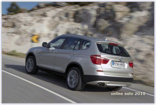 BMW X3 2011