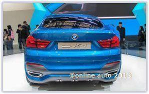 Официальное сообщение BMW: полная информация о BMW X4 будет доступна в марте 2014