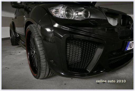 BMW X6 Тайфун Ultimate V10 RS