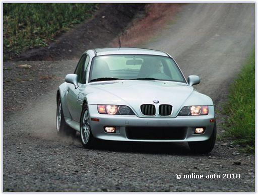BMW Z3 Coupe 2001
