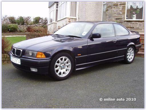 BMW 328i coupe 1997