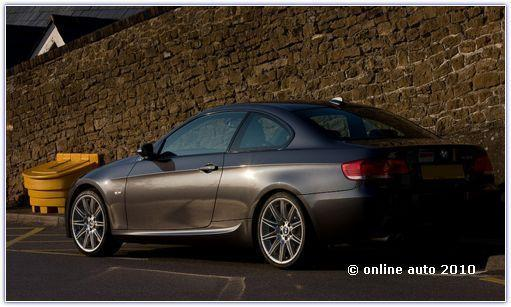 BMW 330i Coupe M Sport