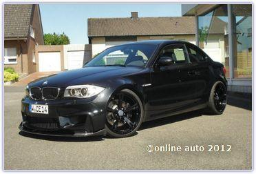 BMW 1-Series M Coupe MH1 S-Biturbo