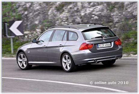 BMW 320d EfficientDynamics Touring Edition