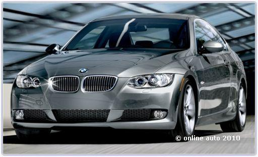 BMW 328i coupe 2009