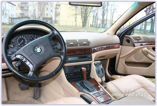 BMW 528 salon 1996