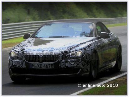 BMW 640i 2011