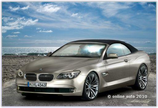 Cabrio BMW 6 Series 2011