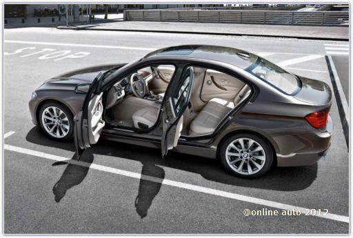 BMW 3 Series шестого поколения F30