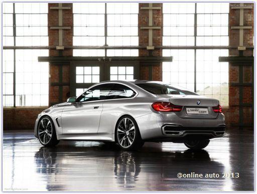купе BMW 4 Series