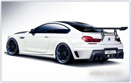 Новый стайлинг-кит BMW 6 Series Coupe от Lumma Design