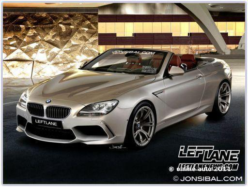 BMW M6 2013 - вариант от Джона Сибала