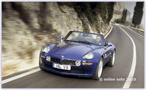 BMW Alpina Roadster V8