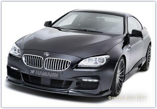 Тюнинг BMW 6 Series от ателье Hamann Motorsports