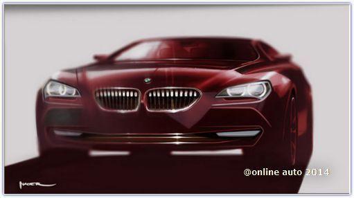 BMW 6 Series - рендер издания Car