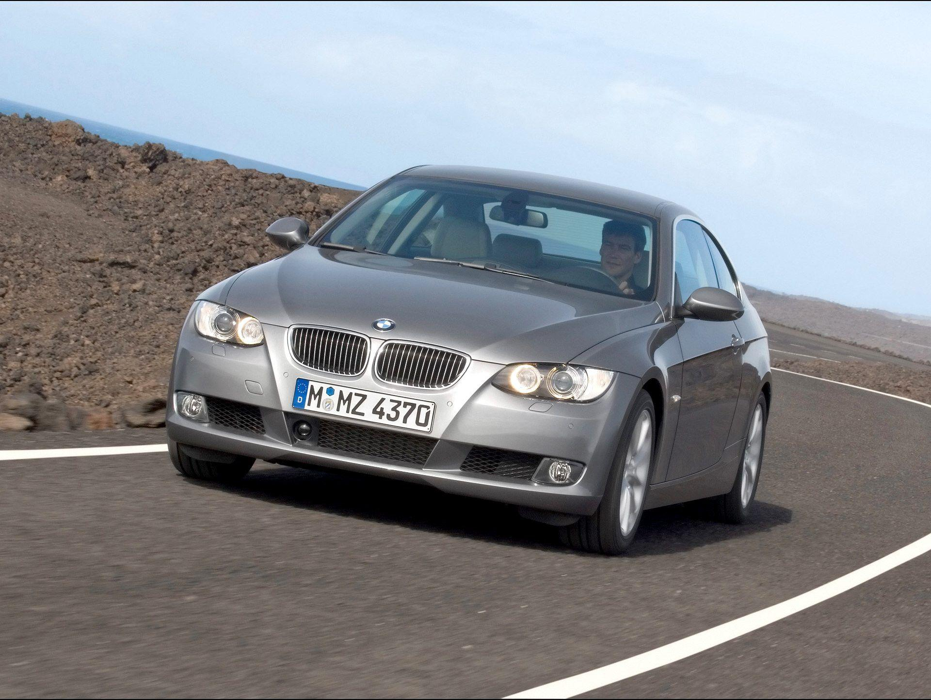 2007 BMW 335i Coupe Wallpaper 05 - 1920x1440