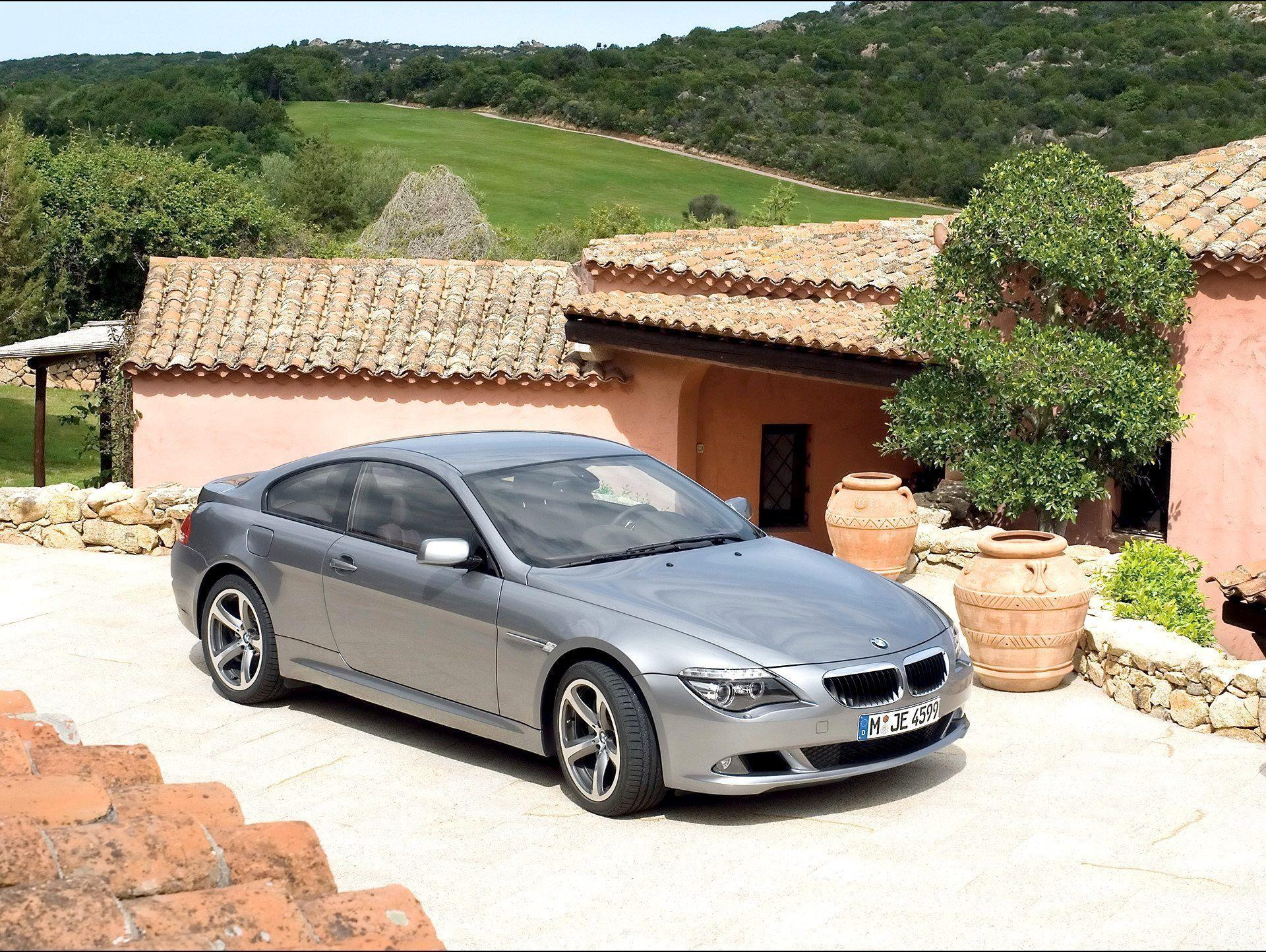 2008 BMW 6 Series Wallpaper 17 - 1920x1440
