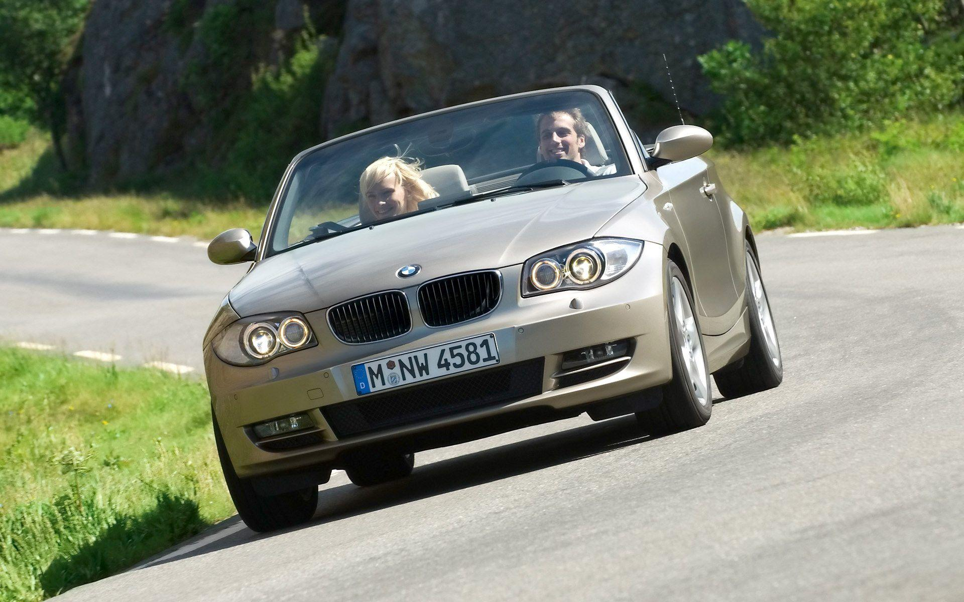 2008 BMW 1 Series Convertible Wallpaper 12 - 1920x1200