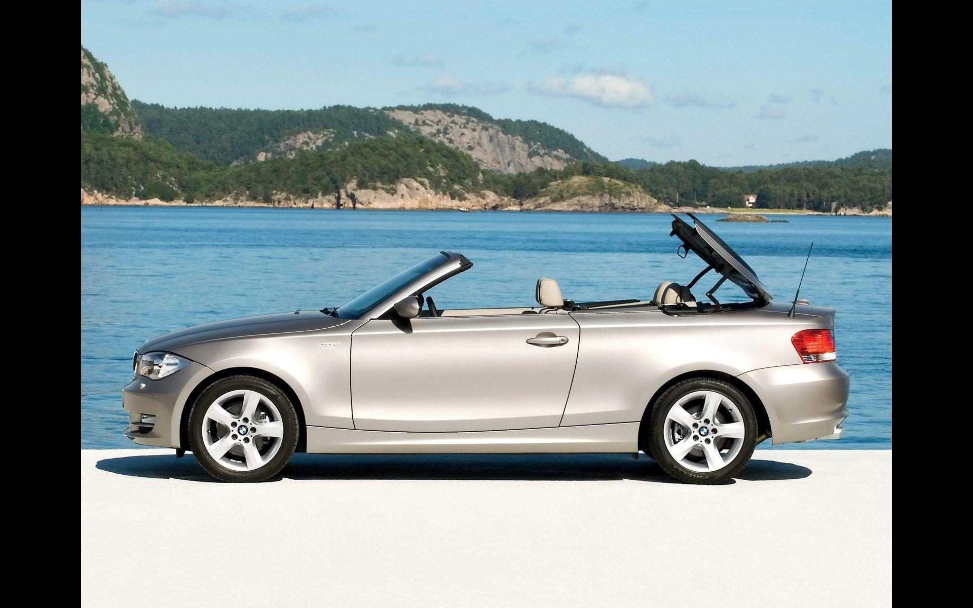 2008 BMW 1 Series Convertible Wallpaper 17 - 1920x1200