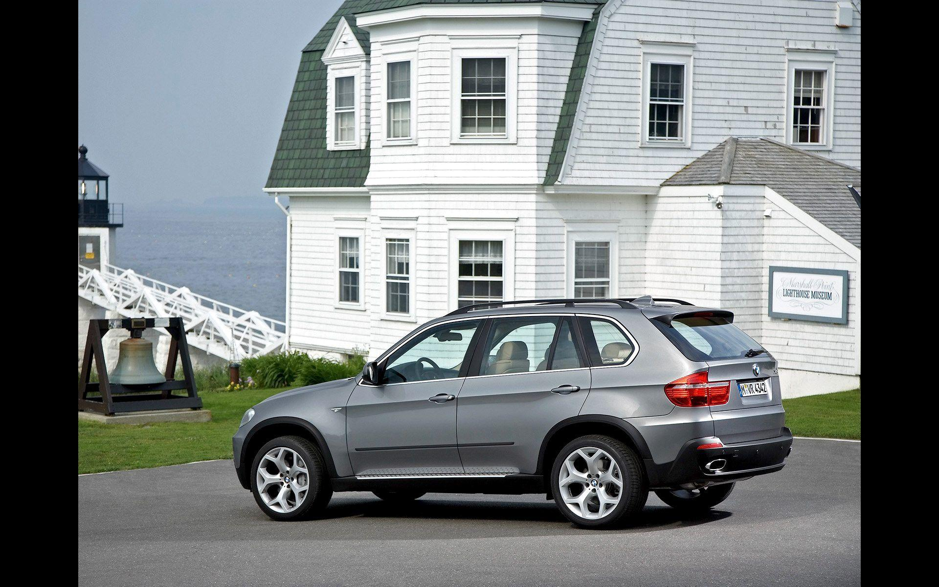2007 BMW X5 Wallpaper 02 - 1920x1200