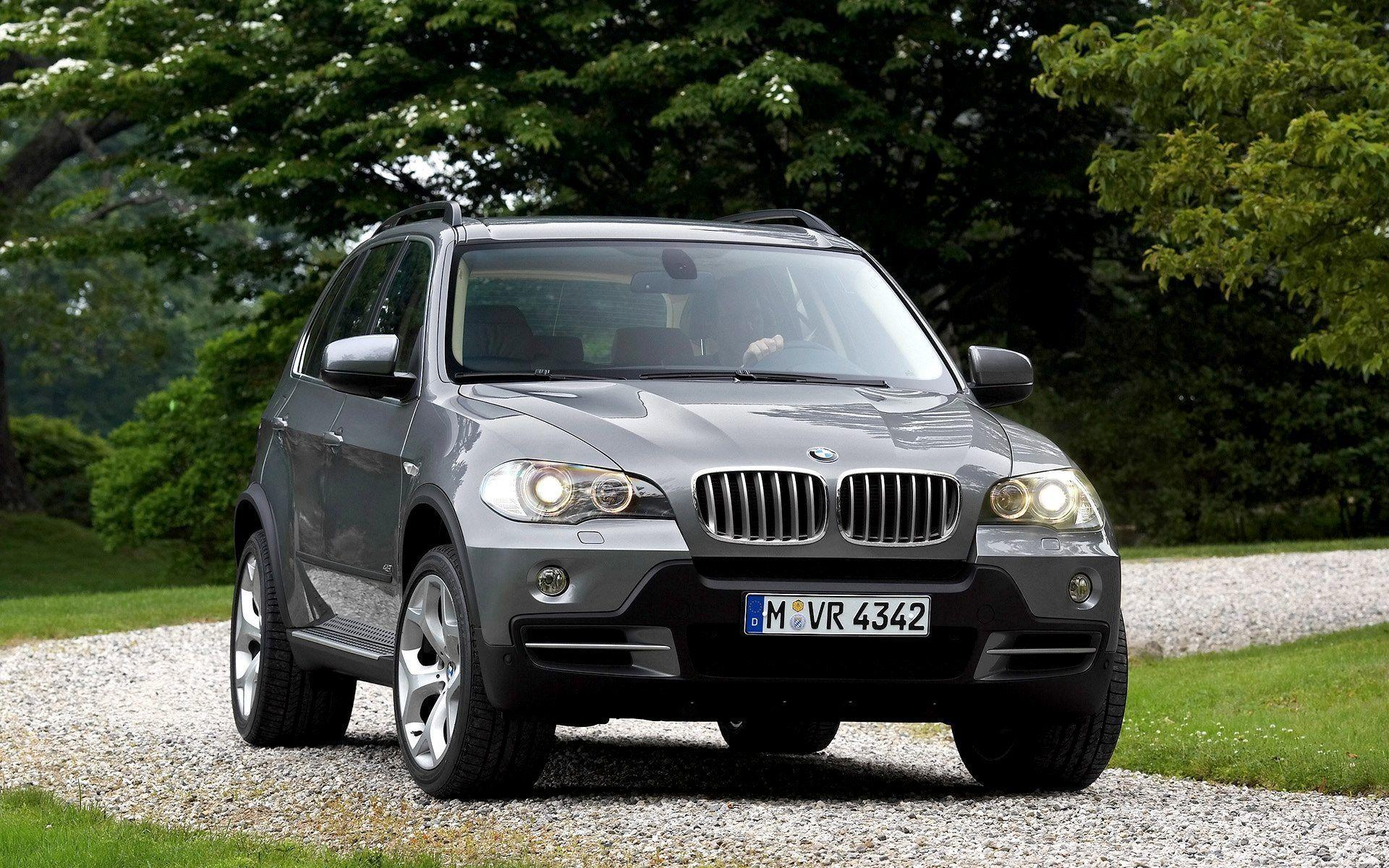 2007 BMW X5 Wallpaper 16 - 1920x1200