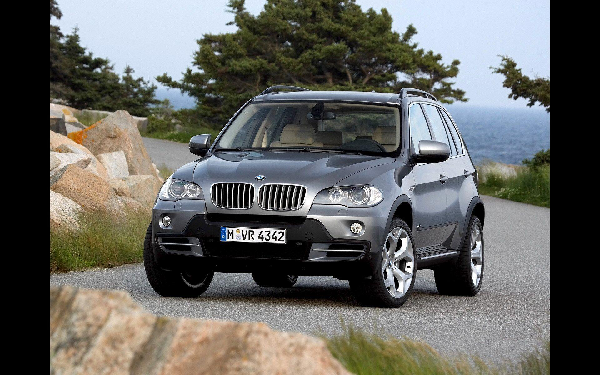 2007 BMW X5 Wallpaper 15 - 1920x1200