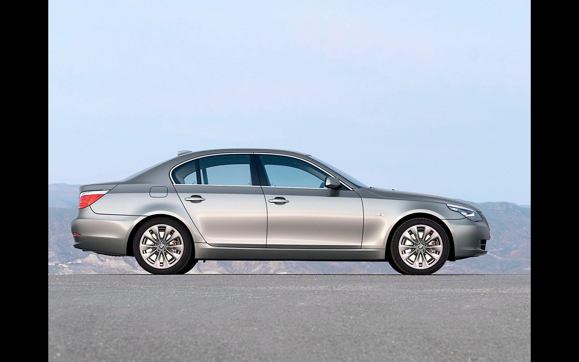 2008 BMW 5 Series Wallpaper 12 - 1920x1200
