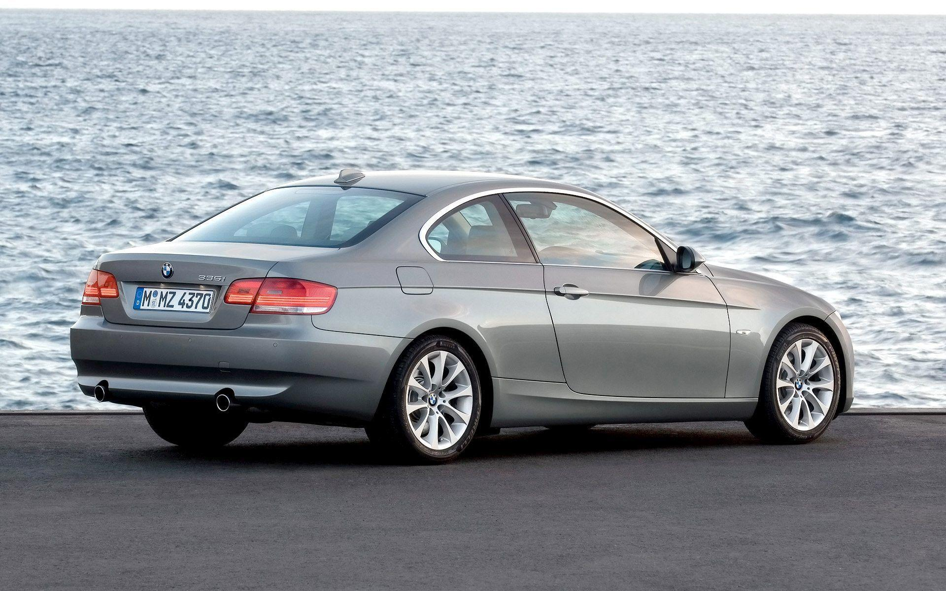 2007 BMW 335i Coupe Wallpaper 06 - 1920x1200