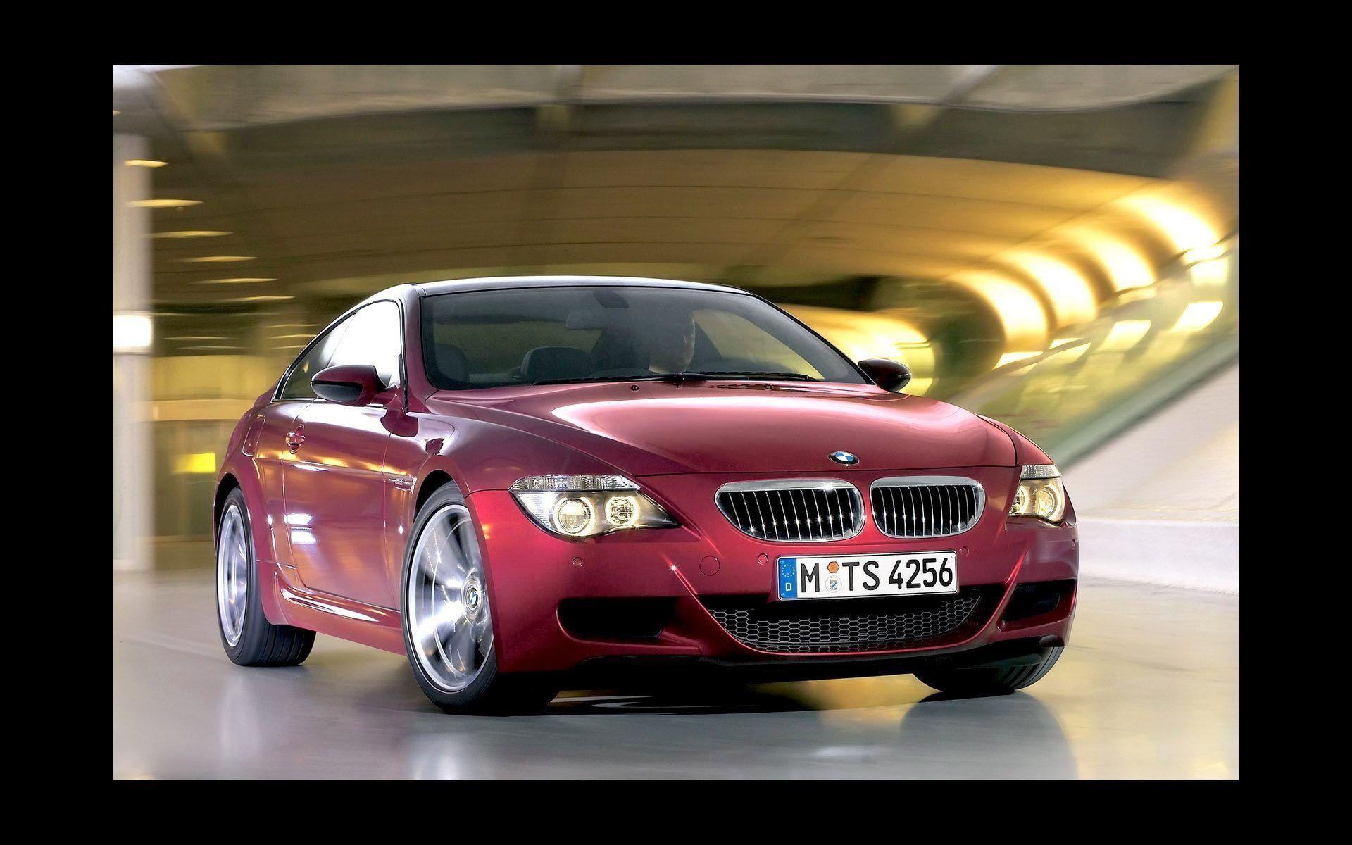 2006 BMW M6 Wallpaper 06 - 1920x1200