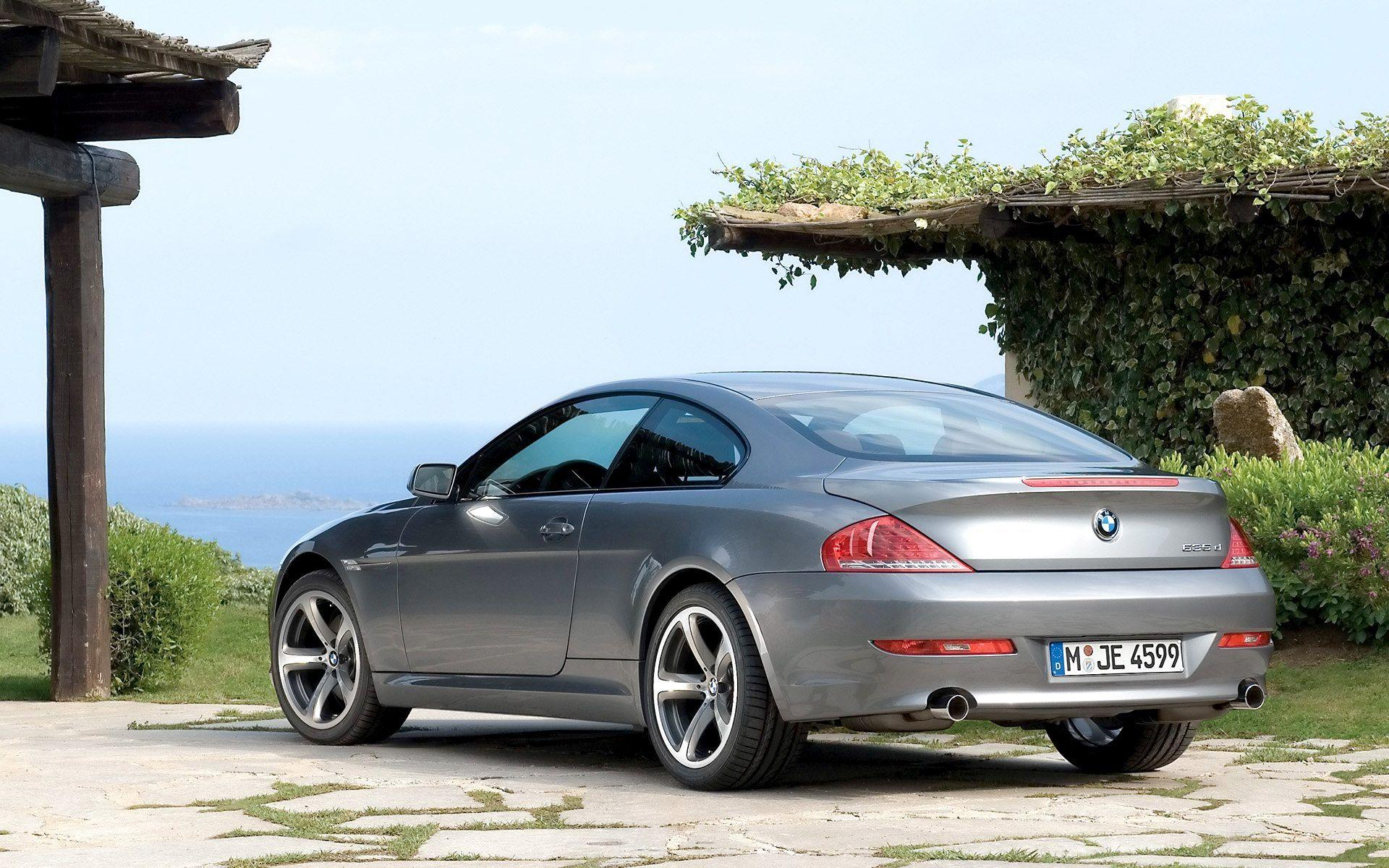 2008 BMW 6 Series Wallpaper 35 - 1920x1200