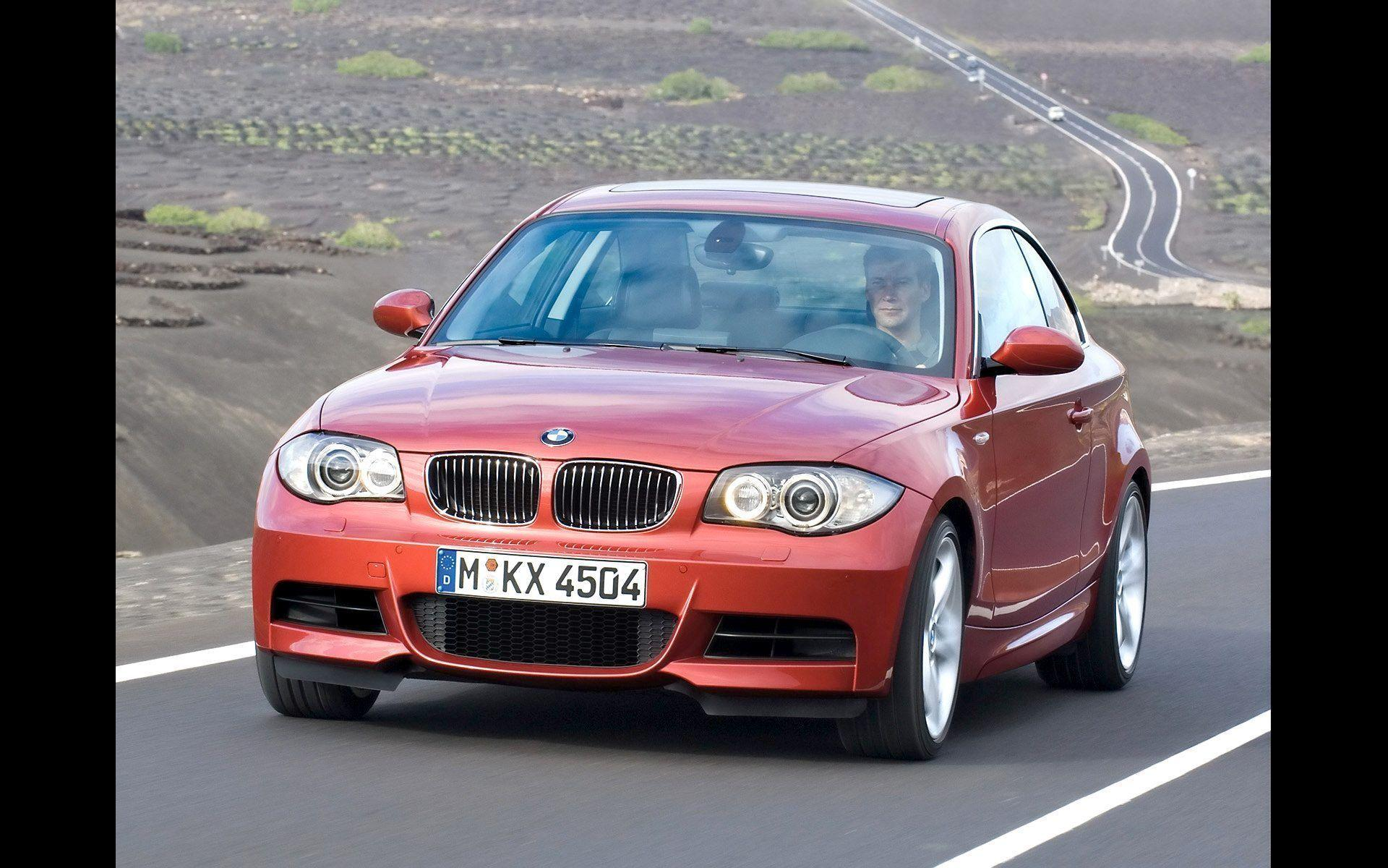 2008 BMW 1 Series Coupe Wallpaper 11 - 1920x1200