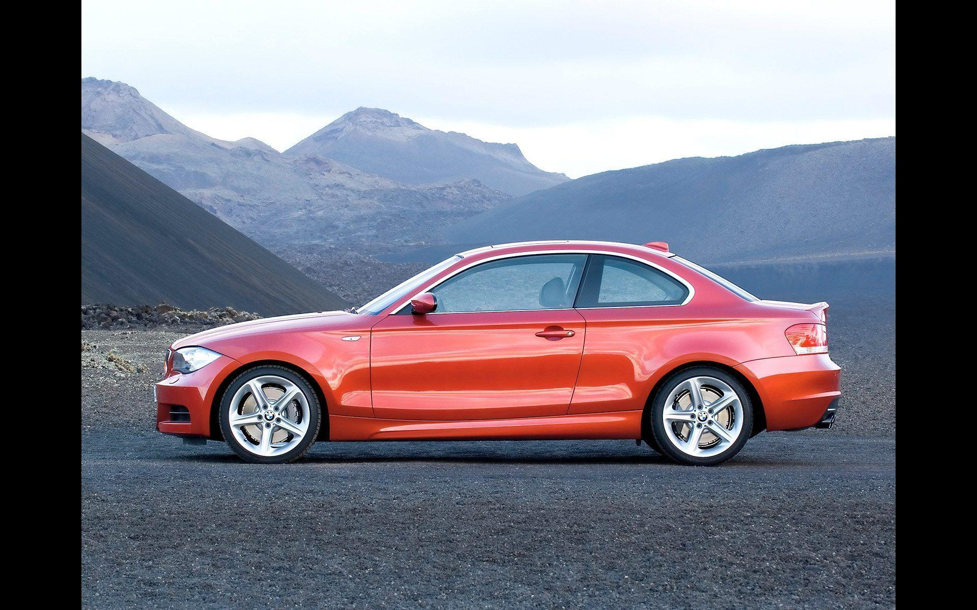 2008 BMW 1 Series Coupe Wallpaper 01 - 1920x1200