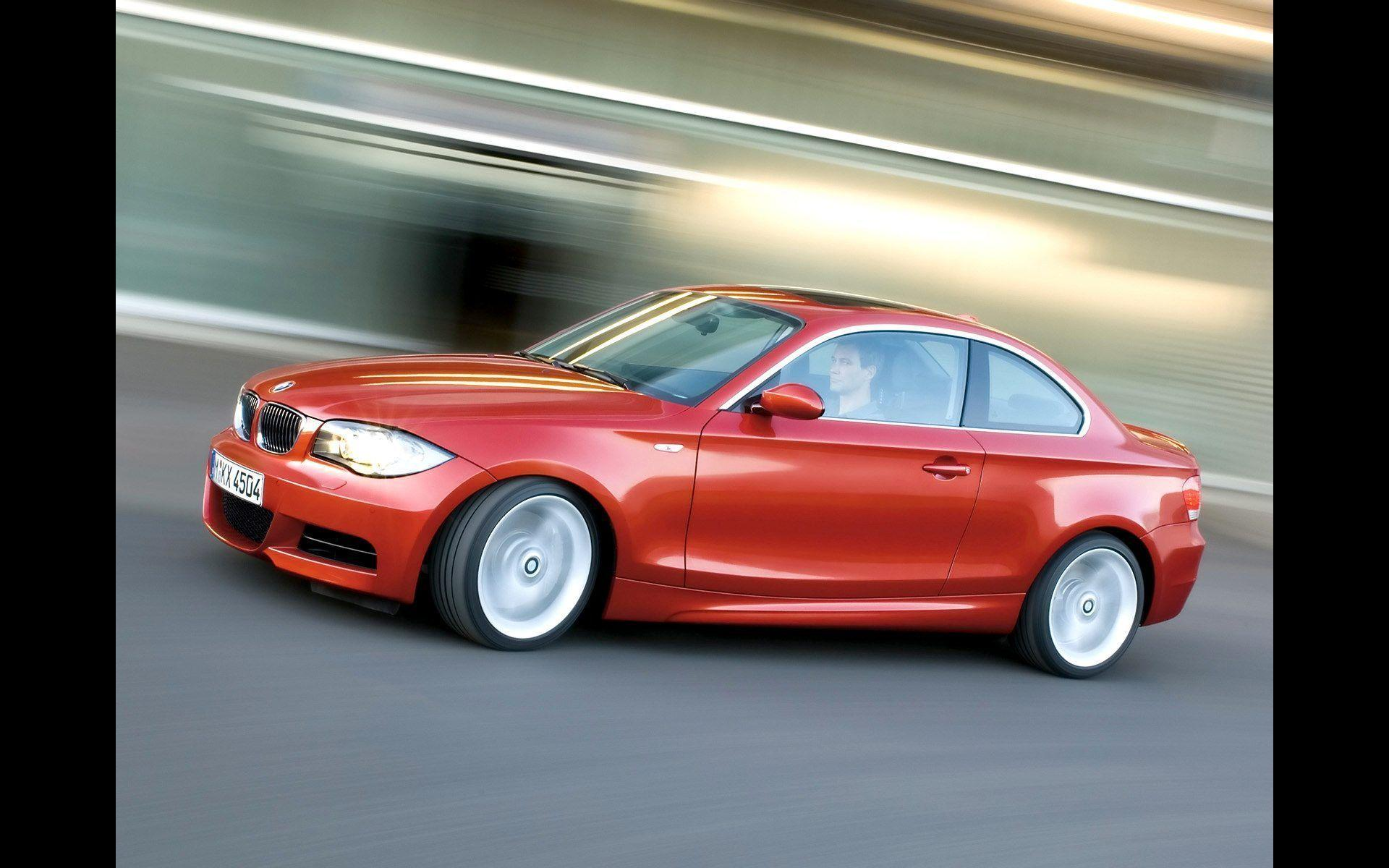 2008 BMW 1 Series Coupe Wallpaper 10 - 1920x1200