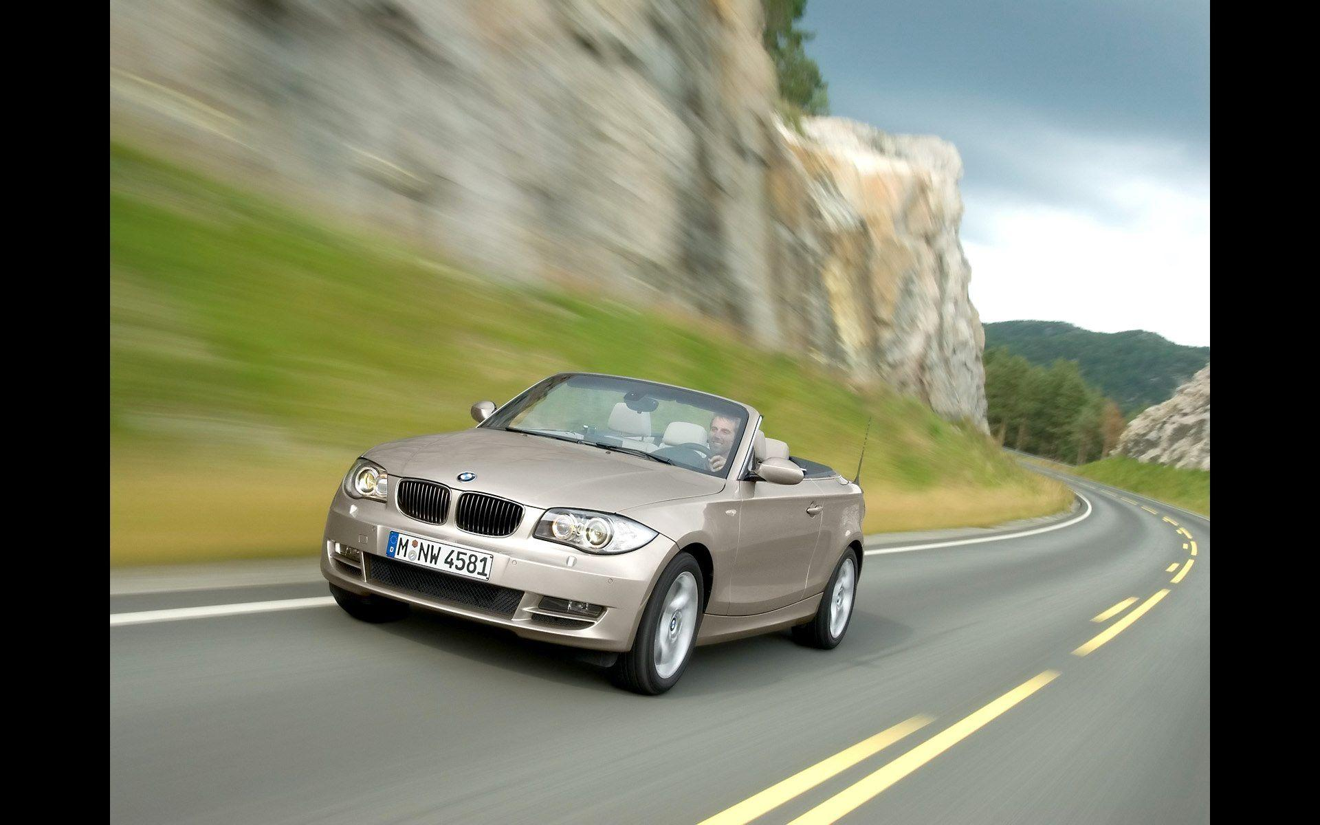 2008 BMW 1 Series Convertible Wallpaper 14 - 1920x1200