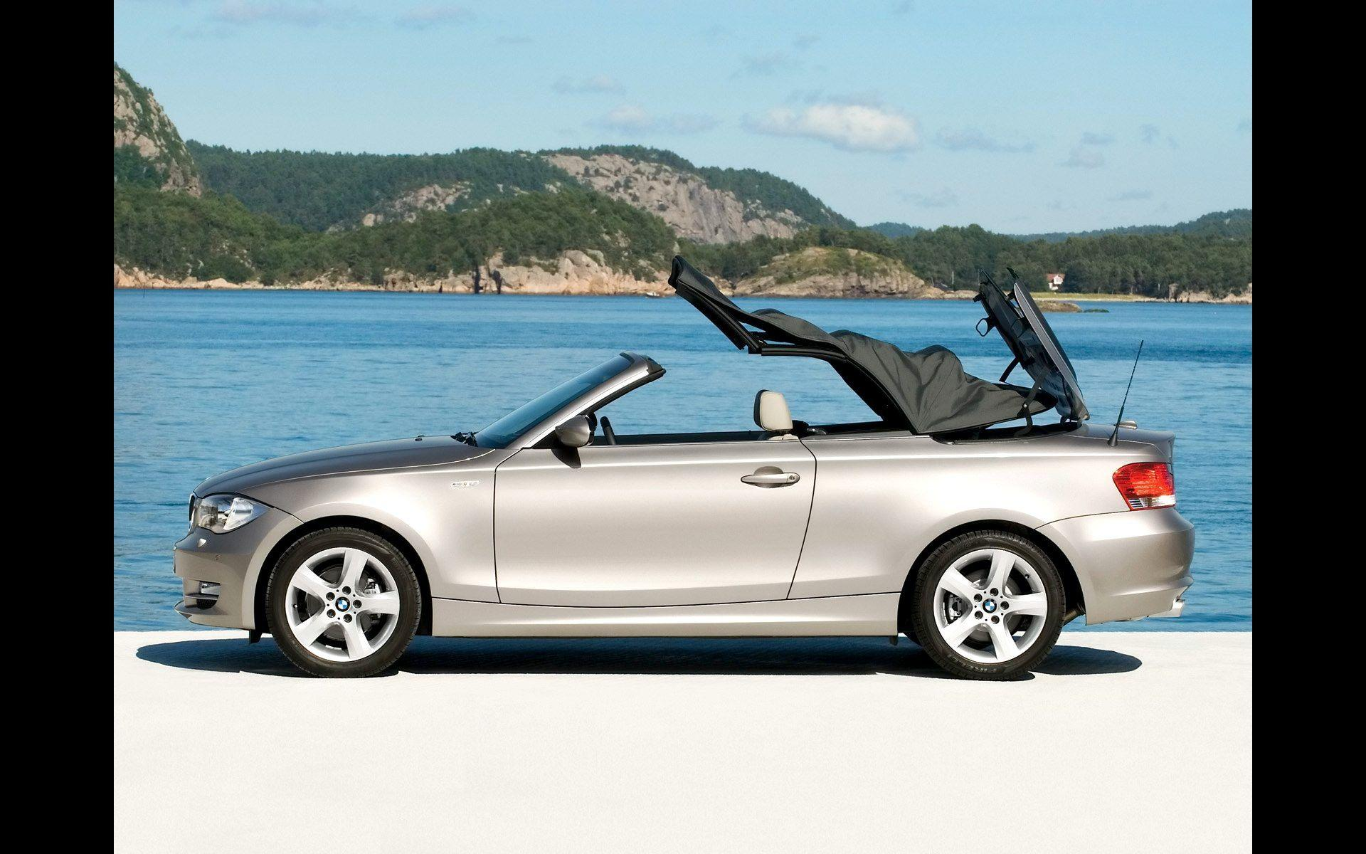 2008 BMW 1 Series Convertible Wallpaper 19 - 1920x1200
