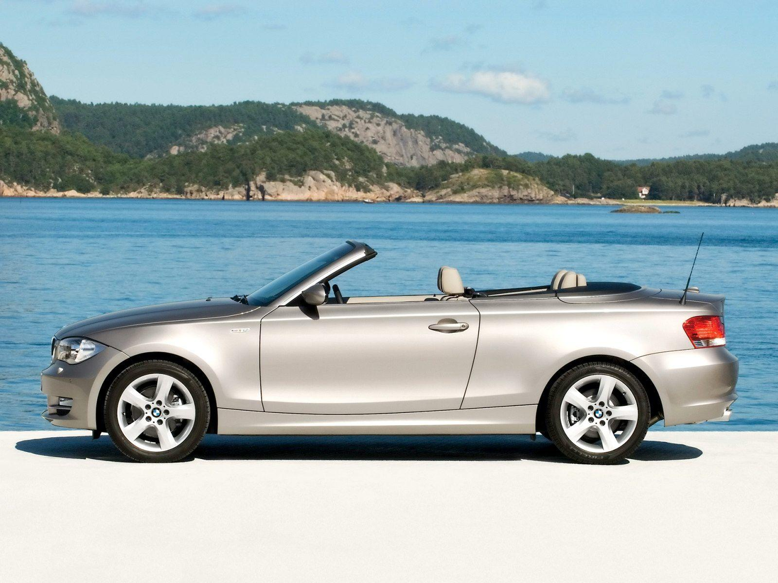 2008 BMW 1 Series Convertible Wallpaper 16 - 1600x1200