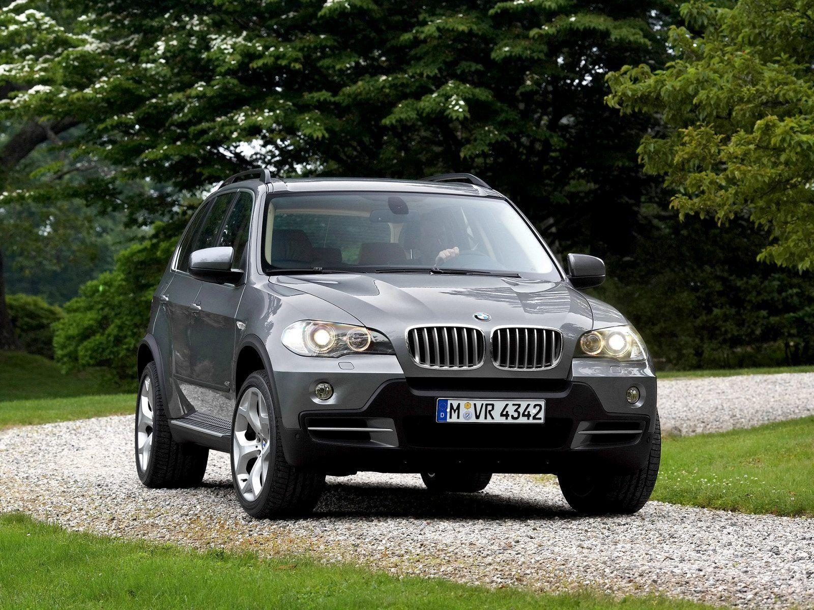 2007 BMW X5 Wallpaper 16 - 1600x1200