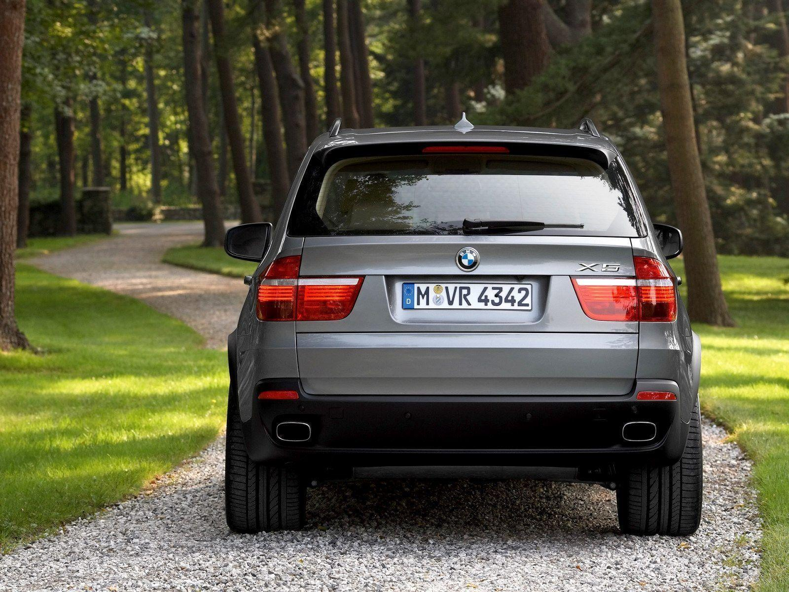 2007 BMW X5 Wallpaper 07 - 1600x1200