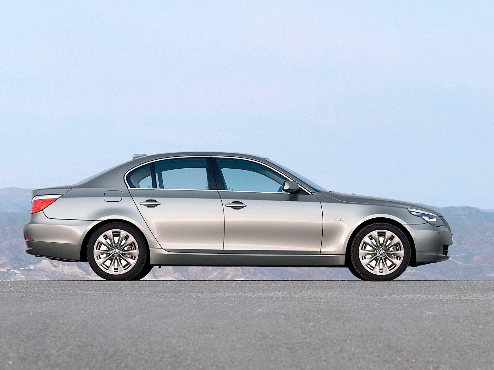 2008 BMW 5 Series Wallpaper 12 - 1600x1200