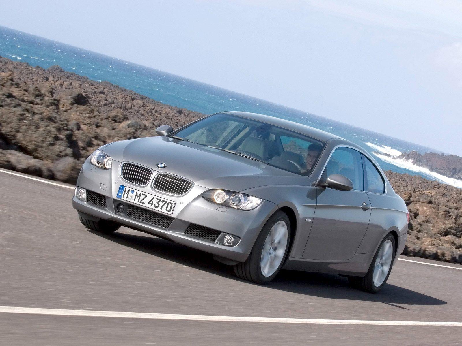 2007 BMW 335i Coupe Wallpaper 03 - 1600x1200