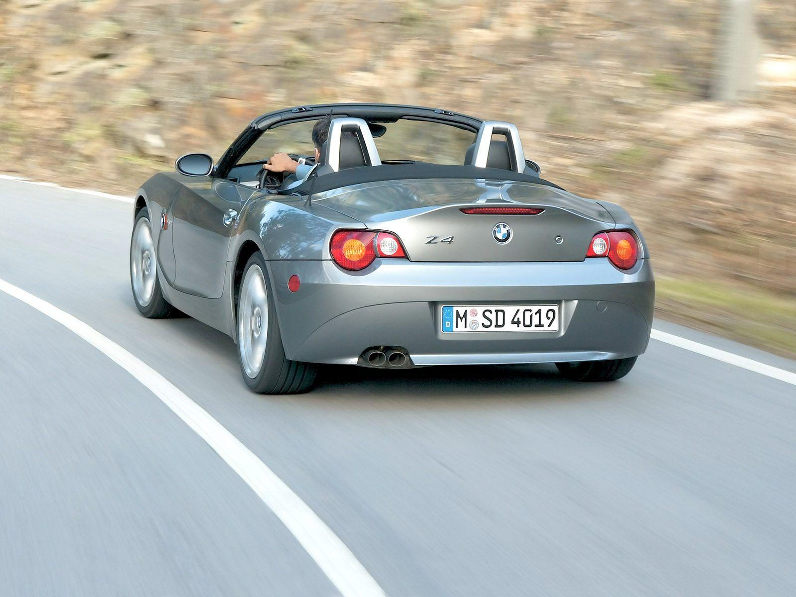 BMW Z4 Roadster Wallpaper 06 - 1600x1200
