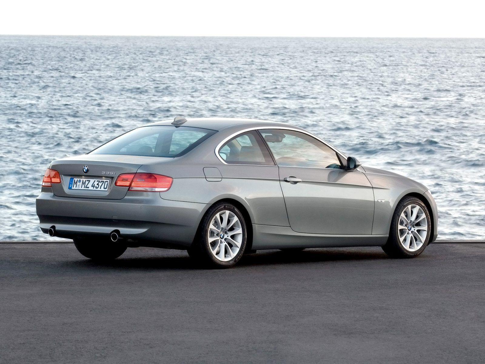 2007 BMW 335i Coupe Wallpaper 06 - 1600x1200