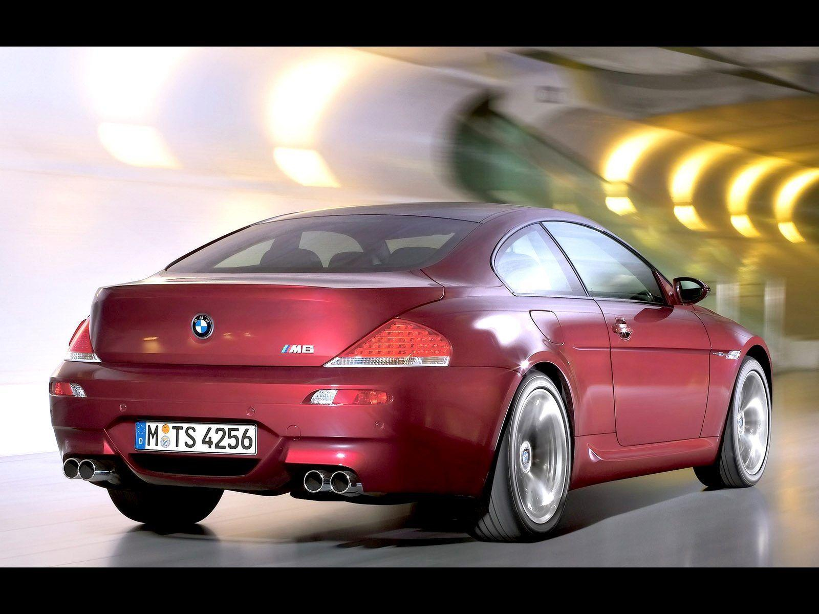 2006 BMW M6 Wallpaper 11 - 1600x1200