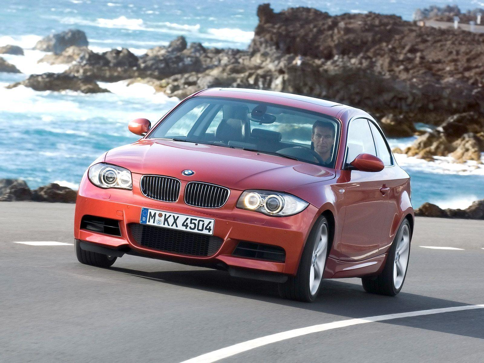 2008 BMW 1 Series Coupe Wallpaper 12 - 1600x1200