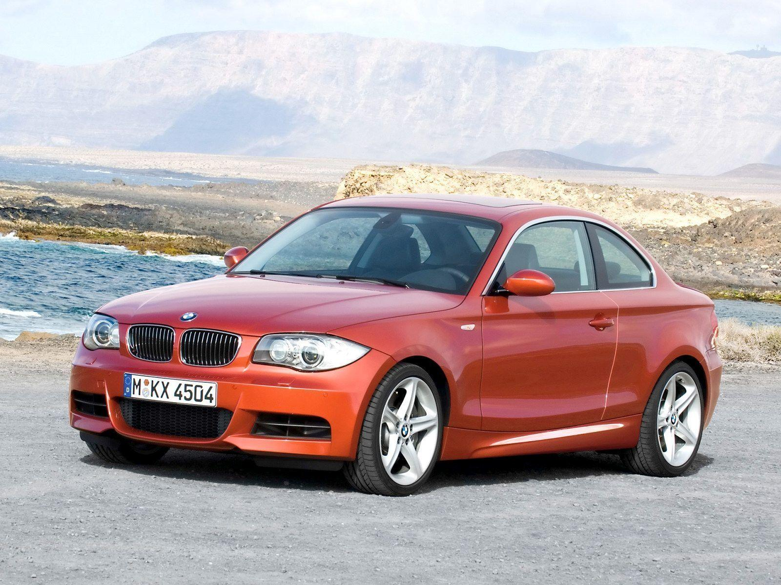 2008 BMW 1 Series Coupe Wallpaper 06 - 1600x1200