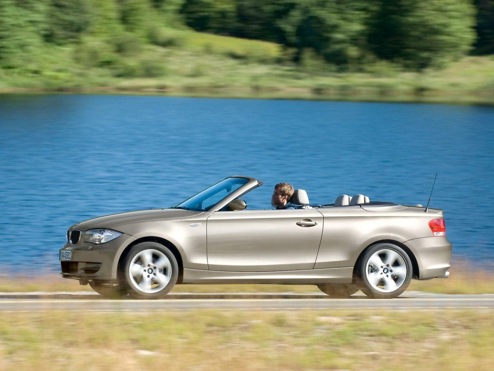 2008 BMW 1 Series Convertible Wallpaper 01 - 1600x1200