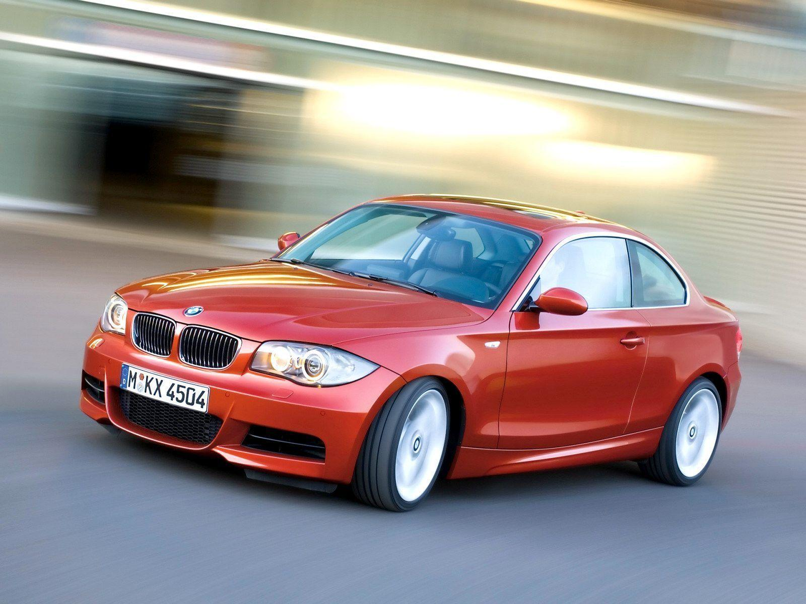 2008 BMW 1 Series Coupe Wallpaper 09 - 1600x1200